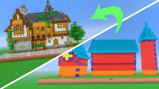 My Hermitcraft Starter House Tutorial