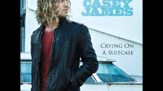Crying On A Suitcase by Casey James (Album Cover) (HD)