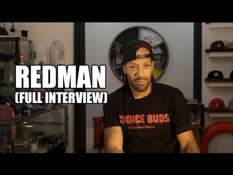 Redman (Full Interview)