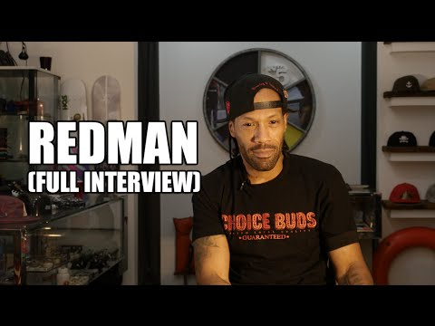Redman Full Interview