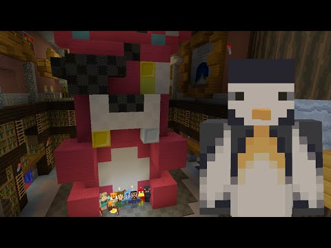 Minecraft Xbox - Murder Mystery - Foxy's Fun House - I'M THE MURDERER