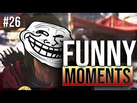 ASSASSINS CREED ODYSSEY - funny twitch moments ep. 26 thumbnail