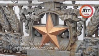 21.05.2017 ДТП КИЕВ ПАТОНА ФОЛЬКСВАГЕН ПЕЖО ПРОБКА