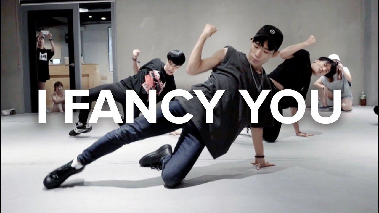 눈이 마주친 순간 (I Fancy You) - Crush / Koosung Jung Choreography