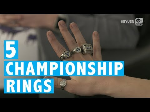 5 Championship Rings w/ Caitlyn Alldredge - Between the LYnes