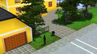 """The Sims 3:Сериал """"Дружелюбный Сосед"""" от Studio Domedzi (13 Серия)"""