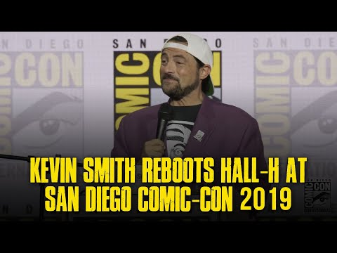 Kevin Smith Reboots
