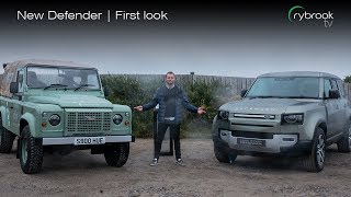 New Defender | First Look