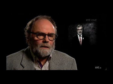 RTE PrimeTime: Legacy of Gerry Adams and the IRA