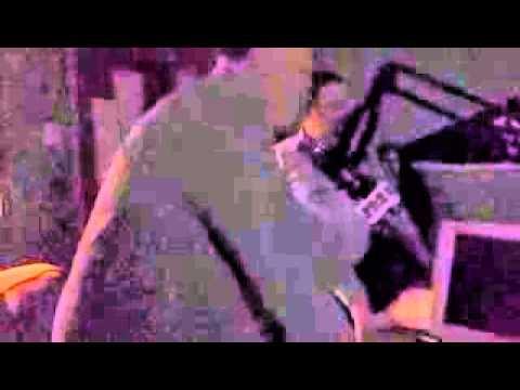 Rowdy From KVOO 98.5 Tulsa Radio gets Hypnotized By Hypnotist Bruce Taylor