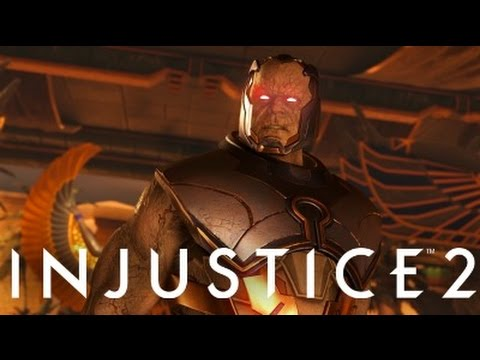 Injustice 2 - Dr Fate vs Darkseid