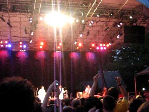 The Decembrists live at Summer Stage