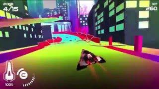 Wipeout 2048 Vita Gameplay