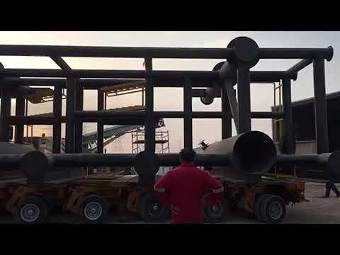 Marine works AL-RAKEB CO. Kuwait