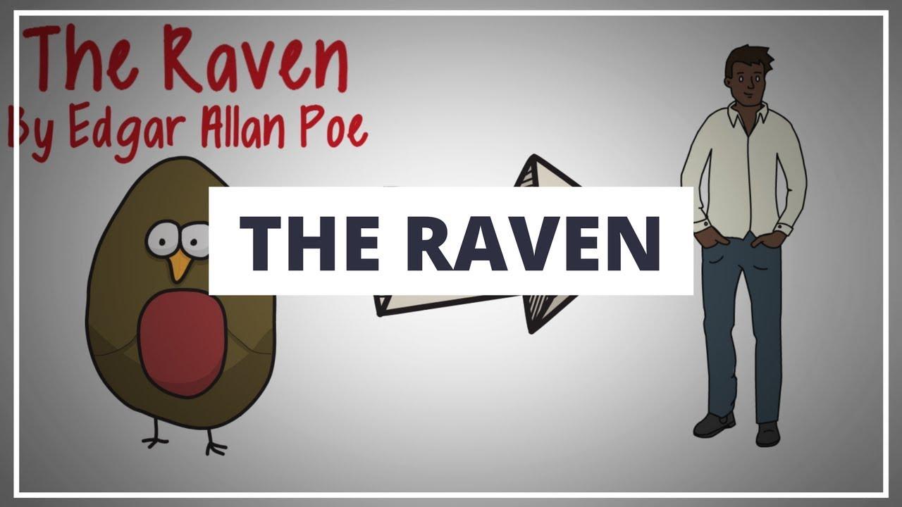 The Raven By Edgar Allan Poe Animated Book Summary
