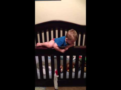 2-year-old Falls Out of Bed