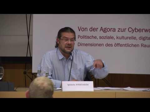 Agoratik Ziberplazara - Del Ágora a la Cyber-Plaza / 26 sept 3ª parte