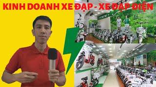Khởi nghiệp kinh doanh xe đạp, xe đạp điện - 3 Bí kíp kinh doanh   Trần Tấn Tài