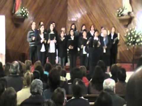 Grupo Coral de Chamoim - XII Encontro de Cantares de Natal e de Reis
