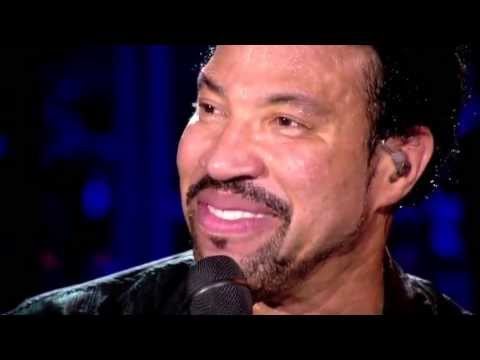 Hello - Lionel Richie Paris HD