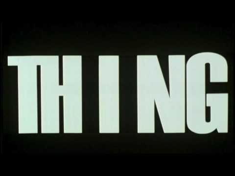 The Thing Trailer HD Sub. Español