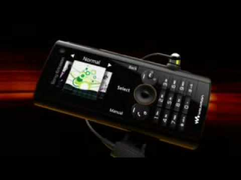 Sony Ericsson Demo Tour W902