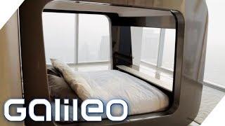 Das teuerste Bett der Welt | Galileo | ProSieben