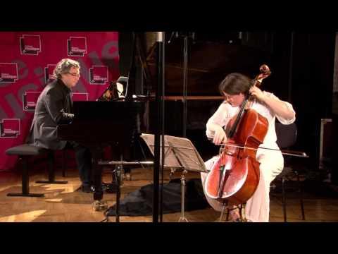 Chopin : Sonate pour violoncelle, par Emmanuelle Bertrand et Pascal Amoyel