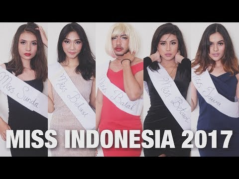 MISS INDONESIA 2017
