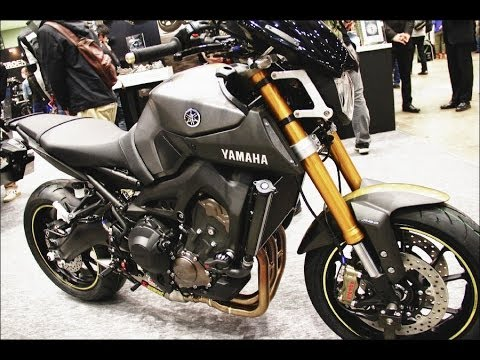 2014 yamaha mt 09 custom bike youtube. Black Bedroom Furniture Sets. Home Design Ideas