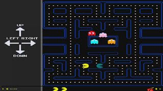 PAC MAN PLUS PACMAN PLUS ONLINE GAME FROM Scratch Mit Edu By DomesticLlamaUL THANKSTO JV Productions
