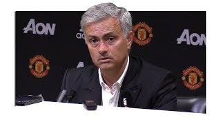 Manchester united 2-0 leicester - jose mourinho full post match press conference - premier league