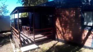 VODICE CROATIA renta luxury mobile home HollY (KAMP IMPERIAL)
