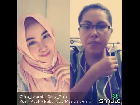 KASIH PUTIH- CeLLy PuLa ft Citra Utami ( Smule // Karaoke )