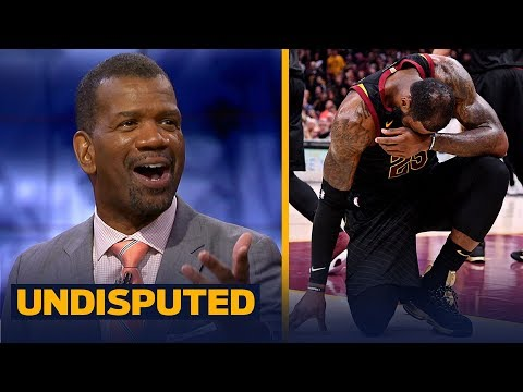 Rob Parker: LeBron James will never win a championship in Los Angeles | NBA | UNDISPUTED