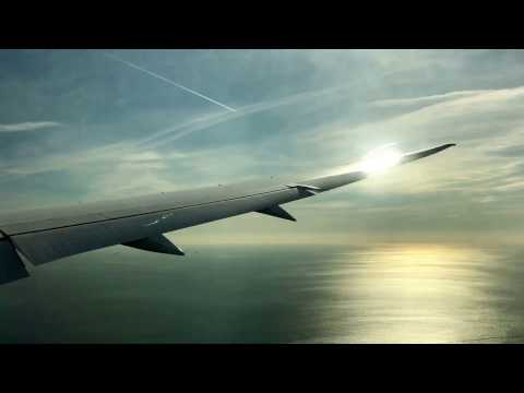Landing at JFK with Azerbaijan Airlines Boeing 787 Dreamliner