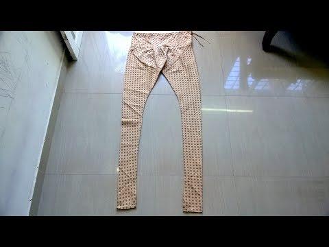 Churi bottom cutting and stitching easy method  part- 1