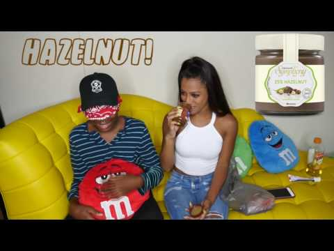 SMELL IT CHALLENGE!!! - OFFICIAL JANINA & TAYVION POWER