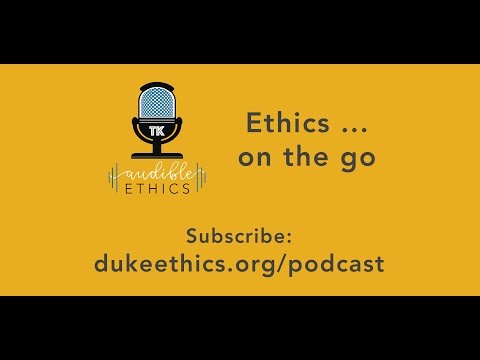 Inside Audible Ethics, the Kenan Institute for Ethics' New Podcast