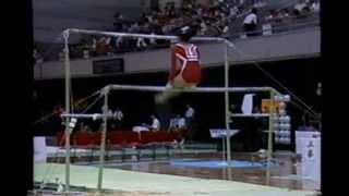 Makiko Sanada UB 1987 International Junior AA