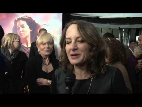Catching Fire NY Premiere: Nina Jacobson