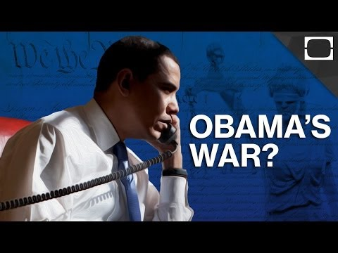 Is Obama's War On ISIS Legal?