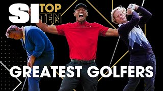 Top 10 Golfers Of All-Time