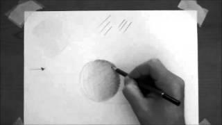 Disegno Artistico - Tecnica del Chiaroscuro