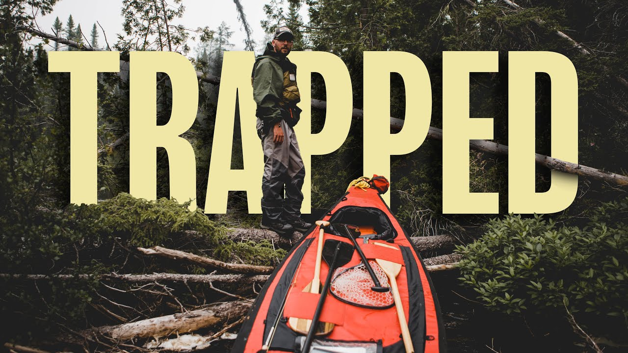 Things Don't Always Go As Planned | Dodging Forest Fires and Fishing The NORTHERN ONTARIO WILDERNESS