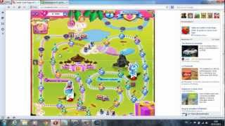 HACK puntaje Candy Crush SAGA FACEBOOK
