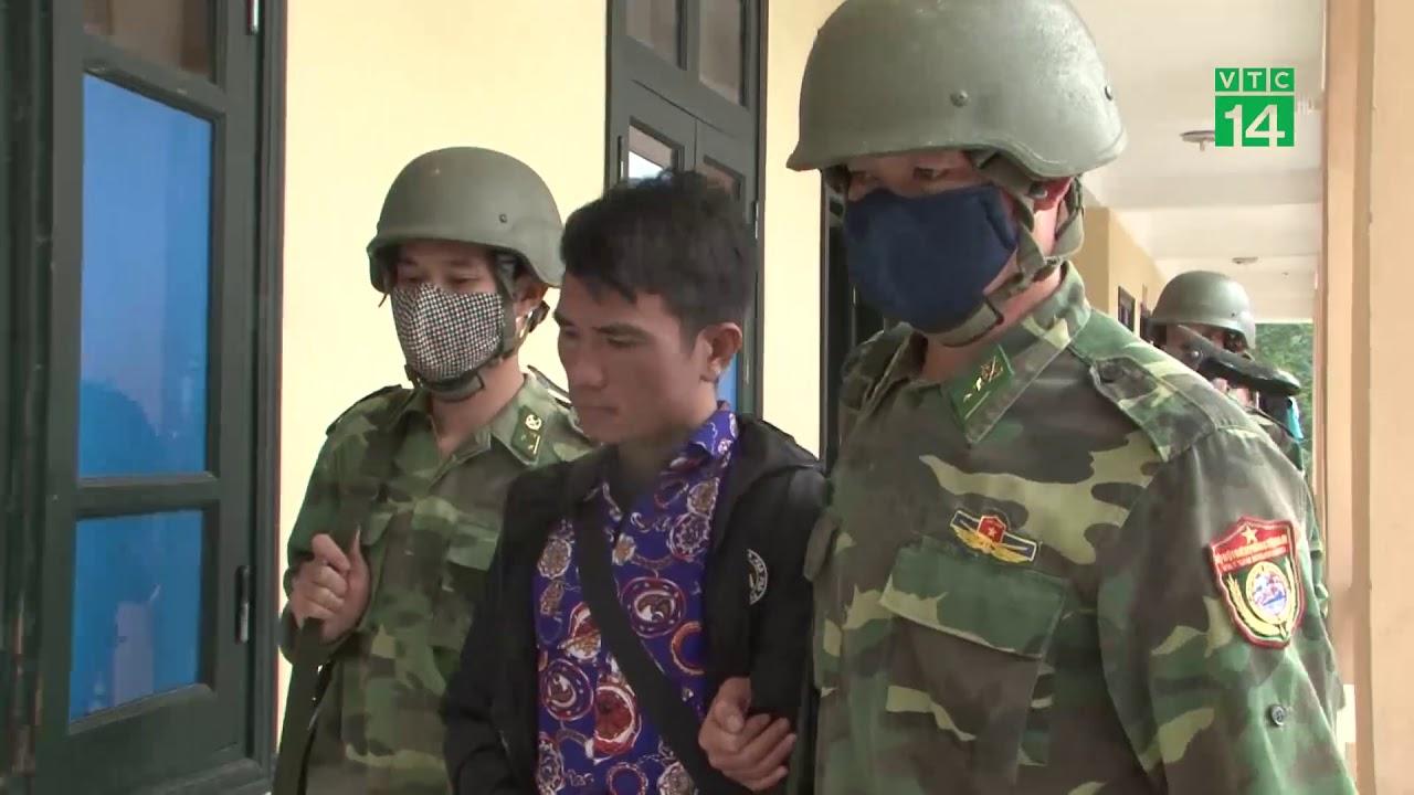 Hà Tĩnh bắt đối tượng vận chuyển gần 10.000 viên ma túy| VTC14