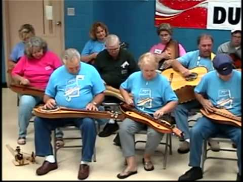Mountain Dulcimer Lesson Series: Camptown Races
