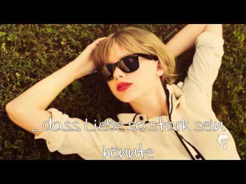 Taylor Swift - Red [deutsche Übersetzung]