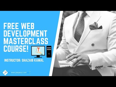 Complete Free Web Development Course: Become A Professional
